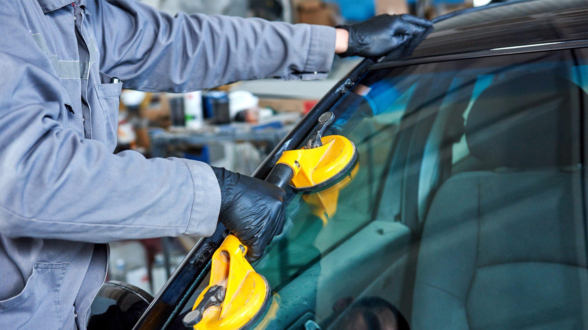Expert Raleigh Auto Glass Repair Tech